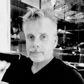 A photo of David MacFadyen