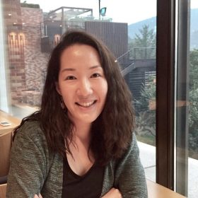 A photo of Hyunjung Chi