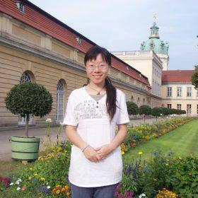 A photo of Ying Wang