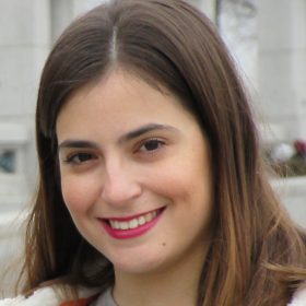 A photo of Alejandra Campoy